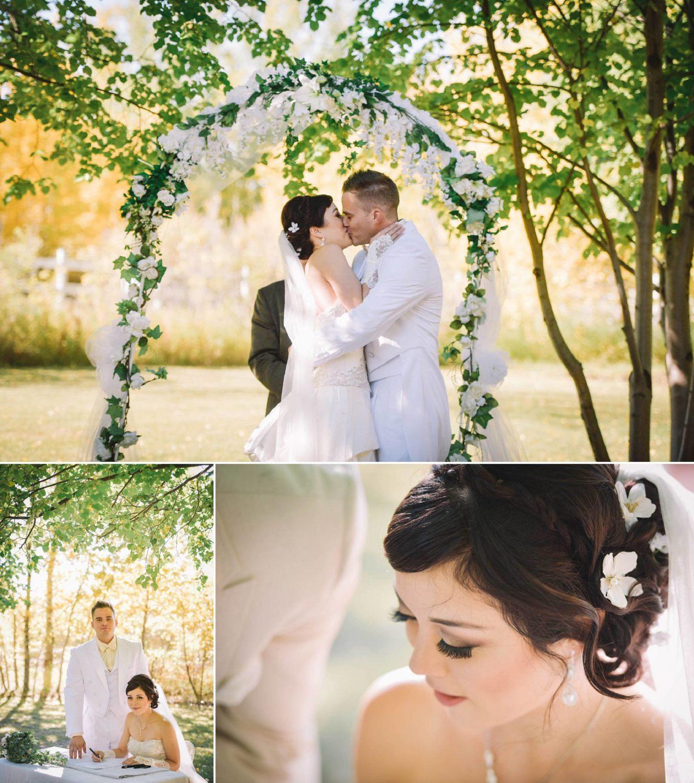 Wedding Slideshow: Miyoko And Thomas Reception Slideshow