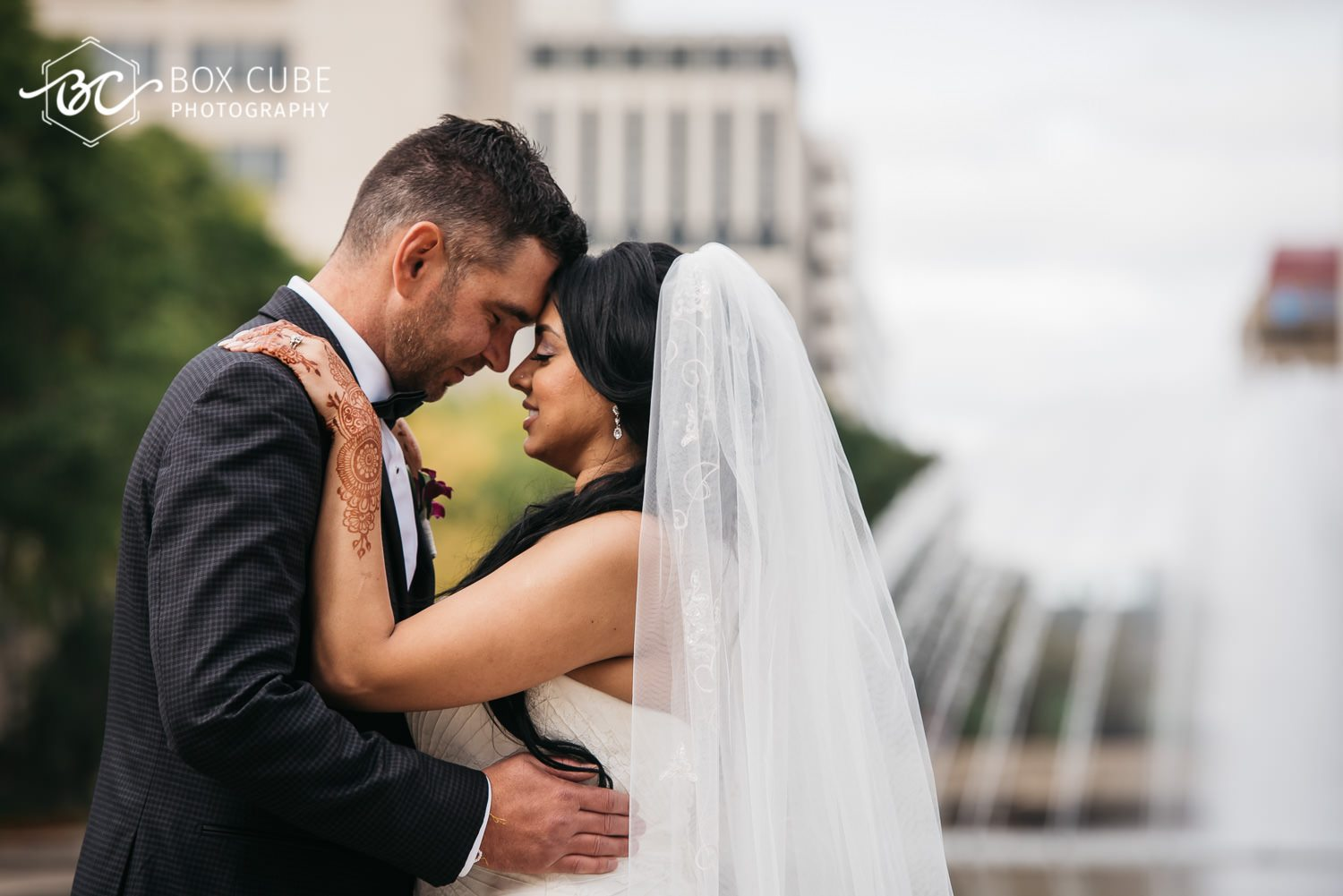 Glenora edmonton wedding