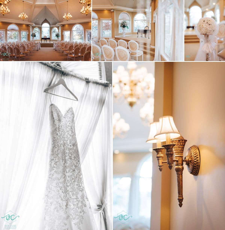 Wedding in Calgary Wedding Pavilion & Carriage House Inn