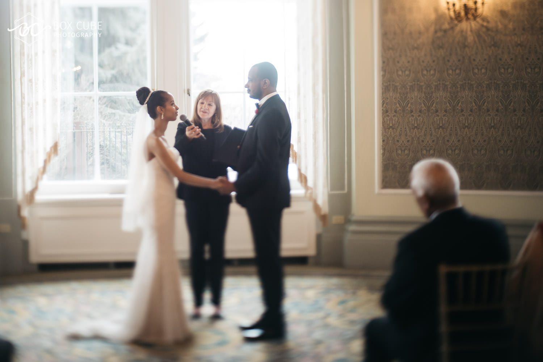 Eritrean wedding ceremony at hotel fairmont macdonald